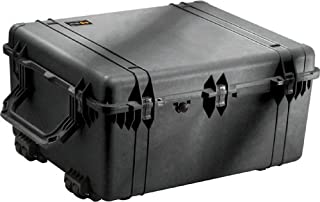 Pelican 1690-001-110 1690 Transport Case Without Foam (Black) (B008TNXEWG) | Amazon price tracker / tracking, Amazon price history charts, Amazon price watches, Amazon price drop alerts