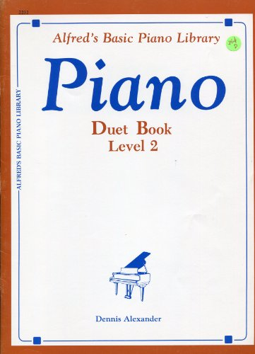 Basic Piano Duet Book - Alfreds Basic Piano Duet Book Level 2
