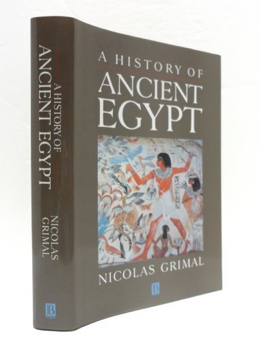 A History of Ancient Egypt by Nicolas Grimal (1992-12-01) (Nicolas Grimal A History Of Ancient Egypt)