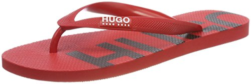 rblg Rojo Hombre Onfire Red Chanclas 610 para thng Medium HUGO SfBW4n