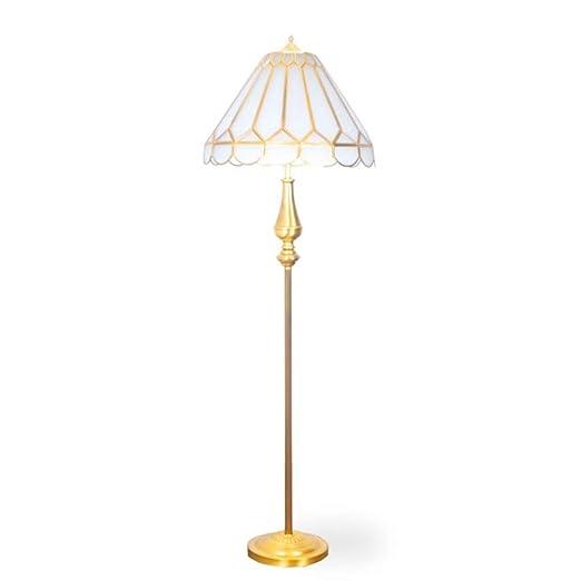 Lámparas de pie Iluminación de interior Lámparas Retro americana ...