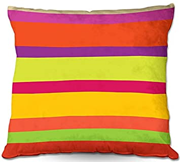 Amazon.com: DiaNoche Designs decorativa tela de sofá ...