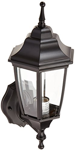 Boston Harbor DTDB Dusk/Dawn Outdoor Lantern, Black (Lantern Harbor Outdoor)