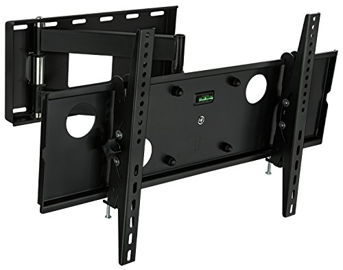 Mount-It! MI-2171L TV Wall Mount Full Motion Bracket, Swing Out Arm, for 32