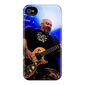 MansourMurray Iphone 4/4s Anti-Scratch Cell-phone Hard Covers Support Personal Customs Beautiful Bowling For Soup Band Image [SSa14326uYZp]