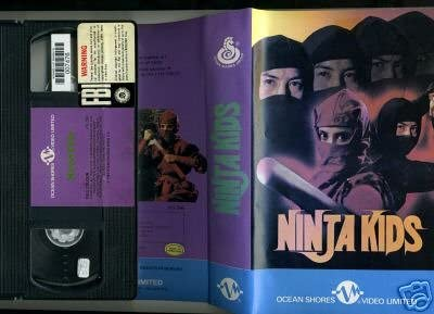 Amazon.com: Ninja Kids (aka Gui mian ren zhe, aka Venom of ...