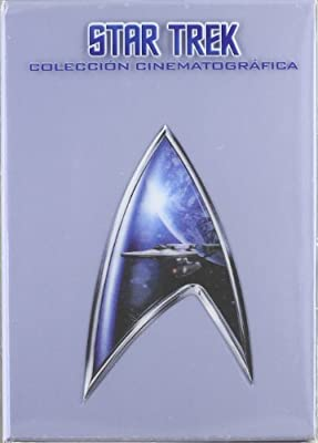 Pack Star Trek (Pelicula 1-6) [DVD]: Amazon.es: Varios: Cine y Series TV