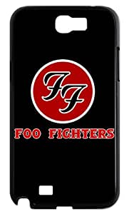Hard Case foo fighters Cover for Samsung Galaxy Note 2 N7100 At&t Sprint Verizon