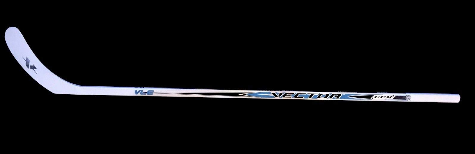Jarome Iginla Autographed Signed Colorado Avalanche Stick JSA Authentic Flames