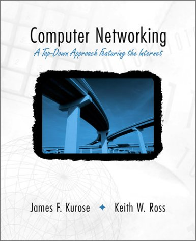 Computer Networking A Top-down Approach 5th Edition Ebook