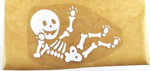 Baby Skeleton DIY Iron-on -