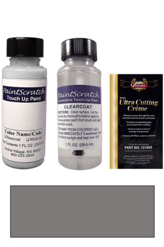 2014 Toyota Sienna Predawn Grey Mica 1H1 Touch Up Paint Bottle Kit - Original Factory OEM Automotive Paint - Color Match Guaranteed