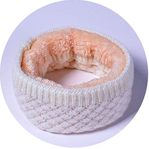 Cheryl Bull Stylish Women Children's Cotton Baby bib Warm Boys Scarves Girls Knitted,Gray(velvet),White(Velvet) from Cheryl Bull Fashion-scarves
