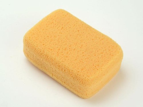 Plasplugs Tile Sponge Grout Absorbent Sponge,