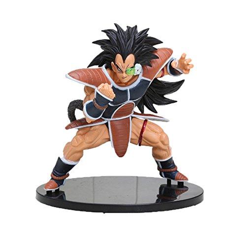 Dragon Ball Z Raditz Figure Dragon Ball Z Raditz Action Figure Super Saiyan Raditz Dragon Ball Z Collection Figure (Dragon Ball Z Figures Collection)