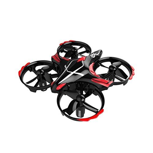 Mikkar RC Drone Quadcopter T2 MINI 2.4G Gesture Induction Remote Control Dual Mode UFO by Mikkar