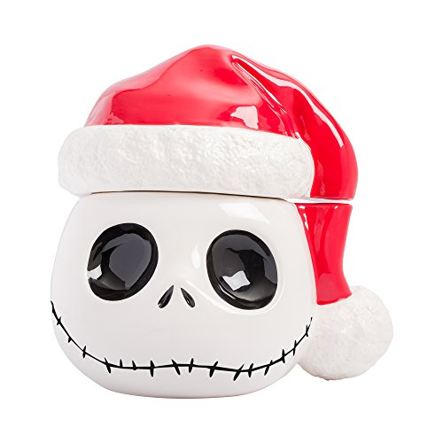 Vandor Nightmare Before Christmas Jack Christmas Cookie Jar (55508)
