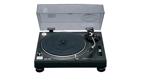 Technics 1210MK2 - Tocadiscos Profesional, Color Negro ...