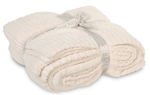 Barefoot Dreams CozyChic Throw - Cream 54