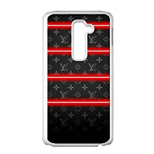 LV Louis Vuitton design fashion cell phone case for LG G2