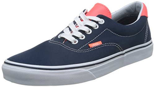 284556f47b Vans VA38FSMVK Unisex Neon Leather Era 59 (C L) Shoes