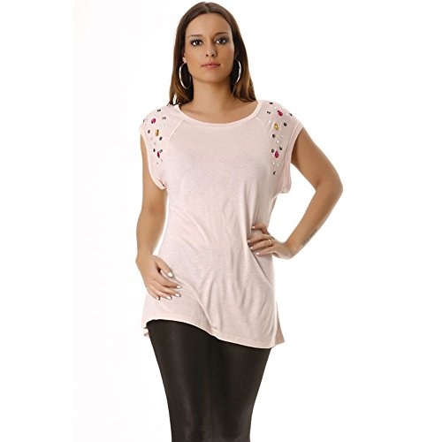 Miss Wear Line Damen Bluse
