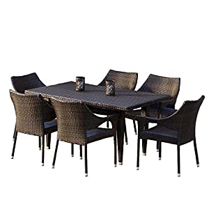 4177Fe1hA-L._SS300_ Wicker Dining Tables & Wicker Patio Dining Sets
