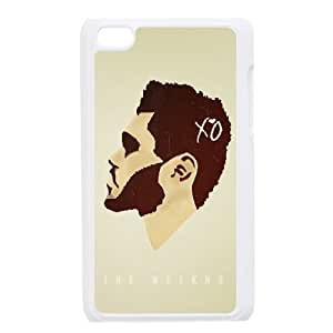 C-EUR Customized Phone Case Of The Weeknd XO For Ipod Touch 4 by icecream design