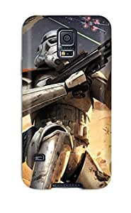 Durable Protector YY-ONE With Star Wars Battlefront Elite Squadron Hot Design For Galaxy S5