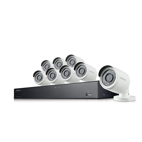samsung 16 ch dvr and camera - 7