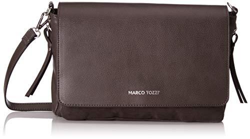 Tozzi Mujer grey 61010 Bolsos Marco 21 Gris Comb Bandolera 7wfZqXd
