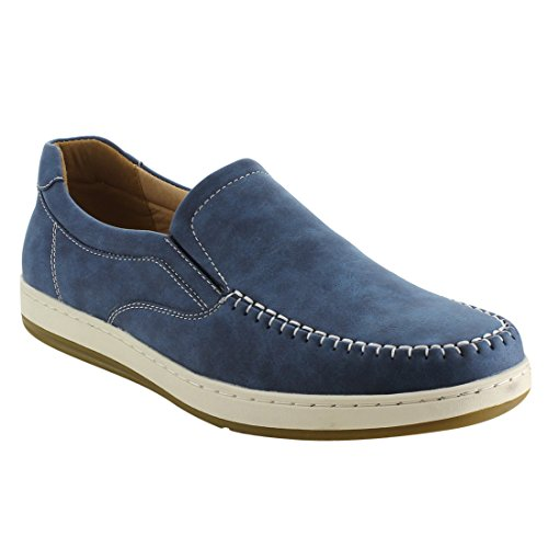 Arider AG64 Men's Slip On Mocassin Flat Casual Flat Mocassin Loafers B071LPFQ2M Shoes e47f05
