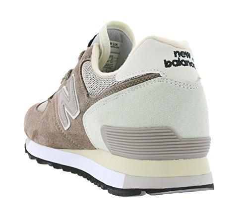 New Balance 575 Made in England Mens Sneaker Brown M575SGG, Herren - Schuhe - Turnschuhe & Sneaker / 15709: 45