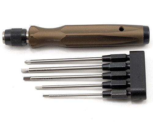 (Align Hex and Screw Driver)
