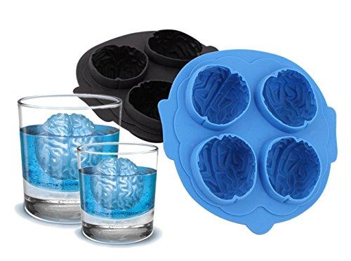 brain ice cube tray - 8