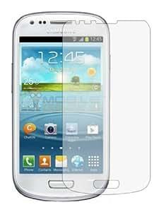 3 x Protector de Pantalla para Samsung i8190 Galaxy S3 Mini - Láminas de protección / Clear Screen Protectors
