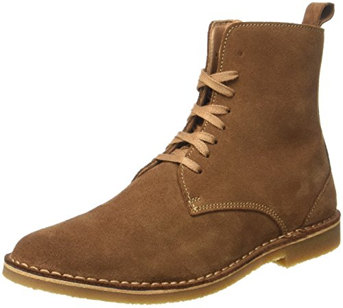 SELECTED High Suede Boot Marrone Stivali Shhroyce Cognac Uomo r8RHEnrx