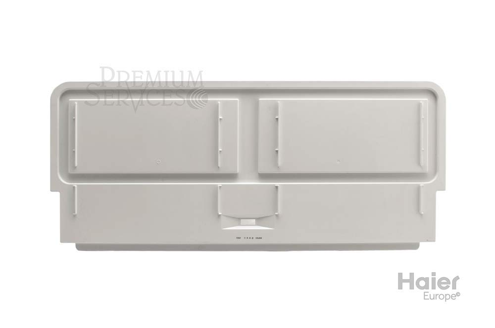 Pieza de repuesto original Haier: bandeja de tapa para frigorífico ...