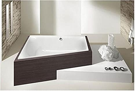 Vasche Da Bagno Hoesch : Hoesch thasos trapezio della vasca da bagno  mm
