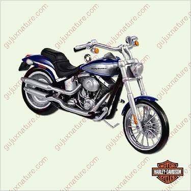 2000 Softail Deuce Motorcyle   Harley Davidson Motorcycle Milestones Series