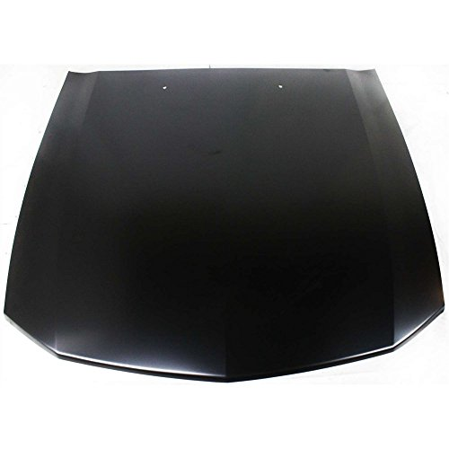 Evan-Fischer EVA17072023299 Hood for Ford Mustang 05-09 Aluminum Primed