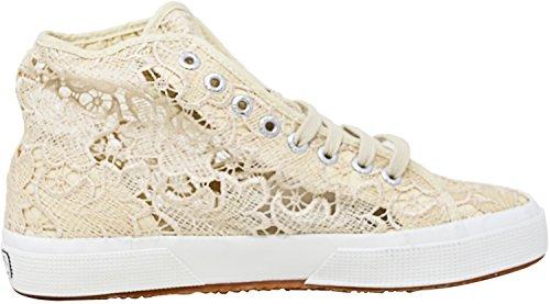 Sneaker Cotton 2795 Fashion Superga Women's Ivory Macramew xwpfzqIqY