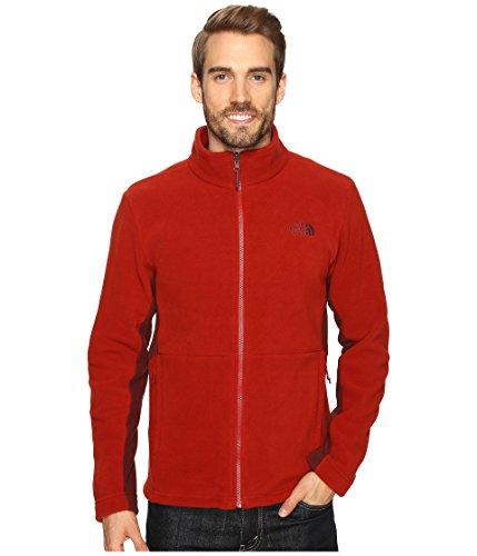 (The North Face Men's Khumbu 2 Jacket, Cardinal Sequoia Red, 2XL )