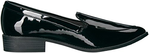 BC Footwear Women's Layout Slip-on Loafer Black w2VLZQGHh8