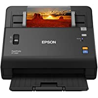 Epson FastFoto FF-640 High-Speed Photo Scanning System with Auto Photo Feeder (Black)