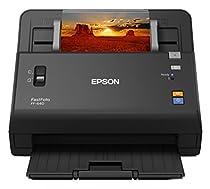 Epson FastFoto FF-640 High-Speed Photo Scanning System with Auto Photo Feeder