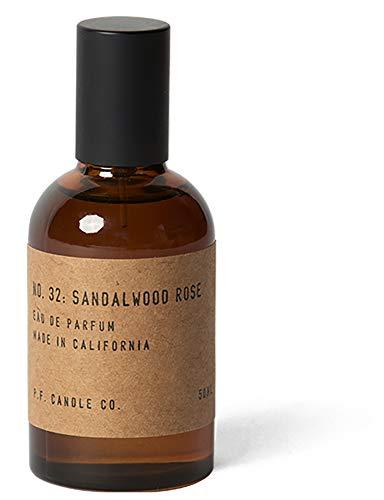 P.F. Candle Co. - No. 32: Sandalwood Rose Eau de Parfum (1.7 fl oz / 50 ml)