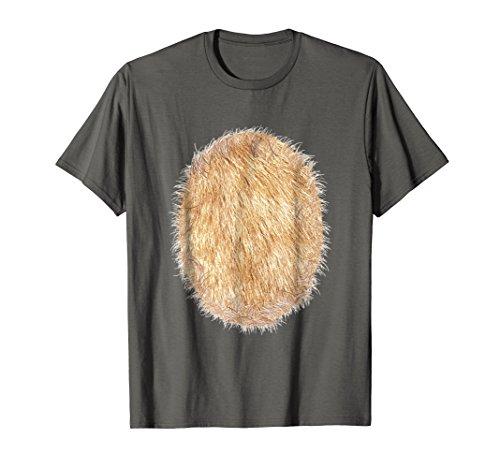 Deer Belly Halloween Costume Christmas Reindeer DIY T-Shirt]()