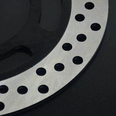 For Kawasaki ZXR250 ZR250 Balius Gpz500S Ninja EX500 ZX2R Rear Brake Disc Rotors