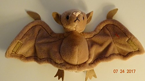 Batty the Bat (Brown Version Pink Nose) - Ty Beanie Babies